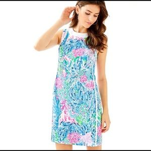 BNWT Lilly Pulitzer Mila Stretch Shift Dress💋